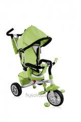 Трехколесный велосипед B302A Green/GREY