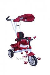 Трехколесный велосипед B301B RED/WHITE