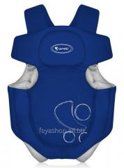 Кенгуру, сумка-переноска Traveller Blue