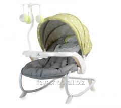 Шезлонг, кресло-качалка Dream Time Green&GREY ELEPHANT