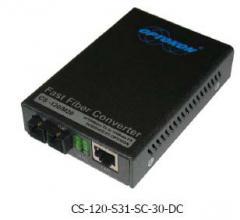 Media converters and SFP module