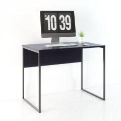 Стол письменный Fenster Универ 2 Чёрный 74x100x60