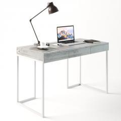 Компьютерный стол Fenster Моррис 2 Белый 73x120x60 столешница Кантри