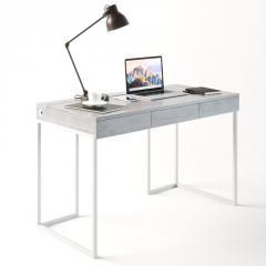 Компьютерный стол Fenster Моррис 2 Белый 73x120x60 столешница Урбан