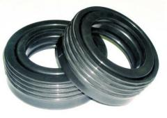 Silicone rubber products and silicone sealants,