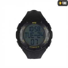 M-Tac Часы тактические с шагомером черные