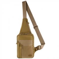 M-Tac сумка-кобура наплечная Elite Gen. 4 с велкро койот