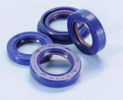 Shaped rubber products