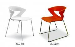 Кресло Kicca конференц на полозьях