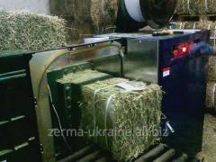 Пресс тюкователь для сена и соломы