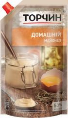 """Майонез Домашній ТМ """"Торчин"""" , 580 г *"""