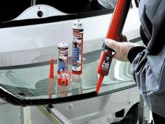 Sealants for the automobile industry