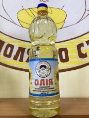 Олія оброблена
