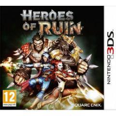 Игра Nintendo 3DS Heroes of Ruin (PAL)