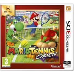 Игра Nintendo Selects 3DS Mario Tennis Open