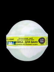 Бомба для ванн «С ароматом Фисташковый чиз-кейк»
