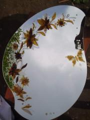Зеркала, витражи, декор для зеркал на заказ