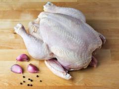 Замороженное мясо птицы, тушка несушка