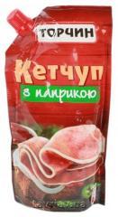 """Кетчуп з паприкою ТМ """"Торчин"""" , 300 г *"""