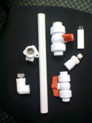 I will sell polypropylene pipes