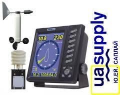 Метеорологическое и гидрологическое оборудование