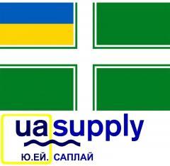 Флаг морской охраны Украины