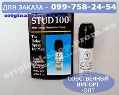 Спрей продлевающий половой акт, Студ 100 / Stud