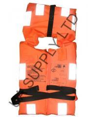 Взрослый спасательный жилет со светоотражающей