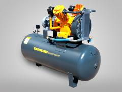 Compressor units for asphalt \ Concrete and