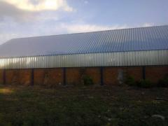 Grain stores, production, installation