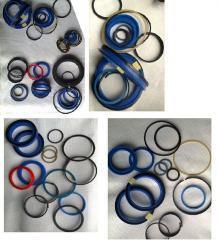 Cuffs rubber. RTI