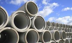 Оборудование для производства бетонных труб SUMAB
