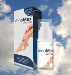 VenoMax Aktív (Active VenoMaks) - gel visszerek