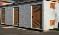 Оборудование для производства бетонных корпусов