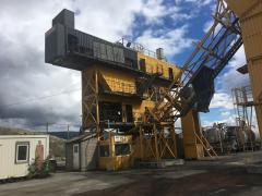 Б/У асфальтный завод Lintec CSD 1500/4 120 т/ч,