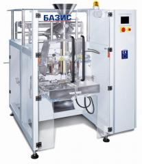 Vertical packaging machine AGC-8 for loose