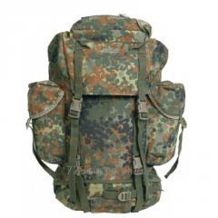 Backpacks camouflage flektarn the Bundeswehr on 65