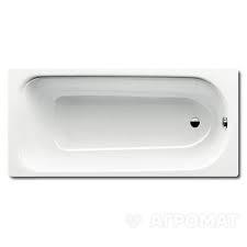 Стальная ванна Kaldewei Saniform plus 111800010001 170х70 см