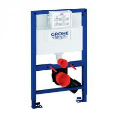 Инсталляция для унитаза Grohe Rapid SL со смывным бачком 6-9 л, монтажная высота 82 см 38526000