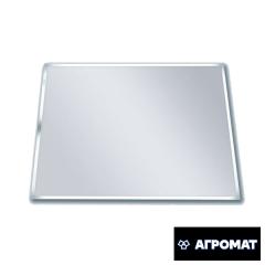 Зеркало для ванной Devit Soul 5025149 Зеркало 800х600, прямоуг., LED, сенсор движ, подогрев