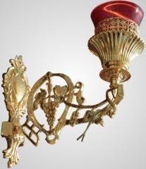 Church lamps
