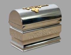 Baptismal box