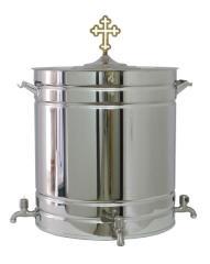 Бак для святой воды 75 л.