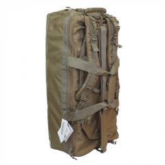 Equipo y fornitura militar textiles