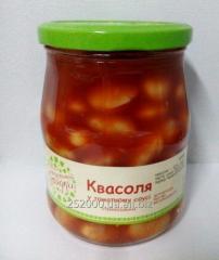 """Фасоль в томатном соусе 530г  ТМ""""С"""