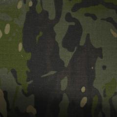 Telas para ropa militar