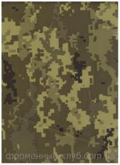 Ткань Дюспо бондинг-флис пиксель ЗСУ мембранным