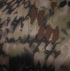 Ткань рип-стоп Kryptek Highlander (криптек...