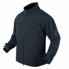 Куртка Softshell Condor Covert темно-синяя