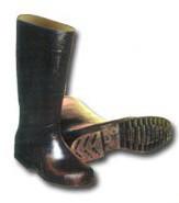 Сапоги резиновые мужские литые Шахтер